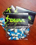 Предтренировочный комплекс DMAA (герань) (Epic Labs) 50 мг 10 капсул